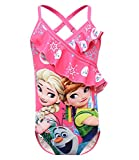 Swimwear for Toddler Girls, Magic Ice Princess Swimsuit Bikini...