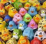 Rhode Island Novelty Assorted Rubber Ducks Lot of 50