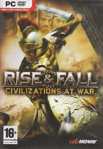 Rise & Fall Civilization at War (PC) by Microsoft