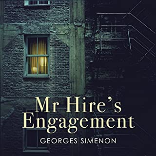 Mr Hire's Engagement cover art