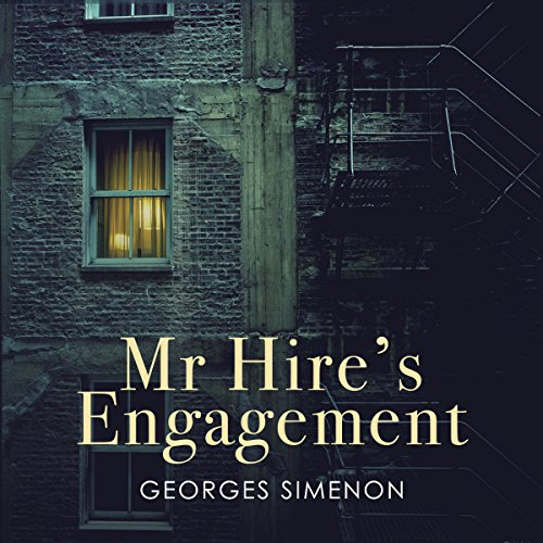 Mr Hire's Engagement audiobook cover art
