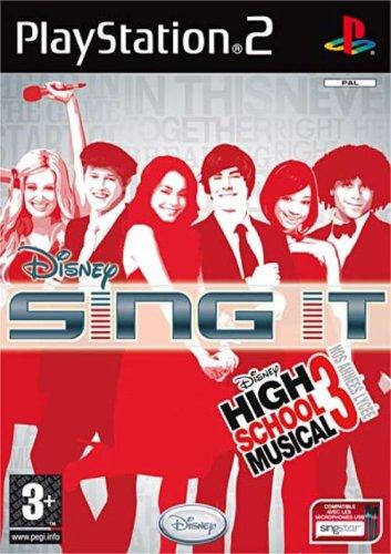 Disney sing it : high school musical 3 [Edizione : Francia]