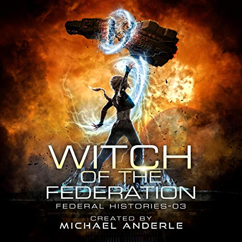 Witch of the Federation III audiobook cover art