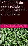 10 alimenti da non riscaldare mai più nel forno a microonde (Italian Edition)