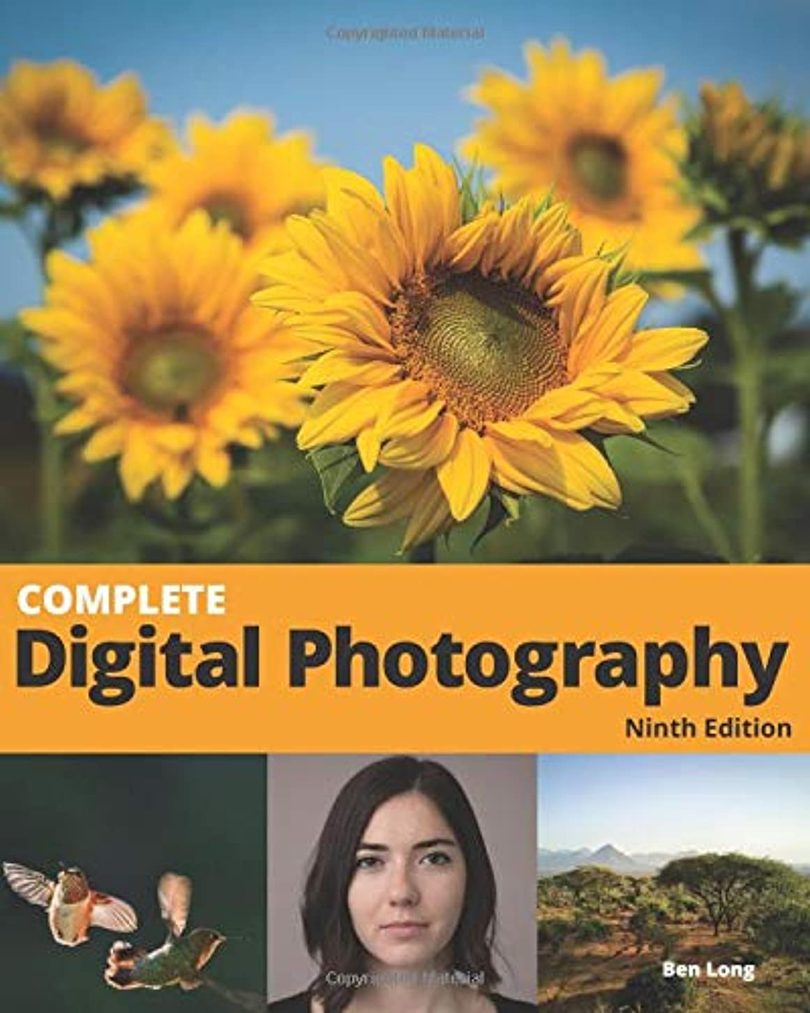お互い自動車リーダーシップComplete Digital Photography: 9th Edition