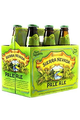 6 Flaschen Sierra Nevada Pale Ale 0,355 l inkl. 0,25 € Pfand, Bier aus den USA