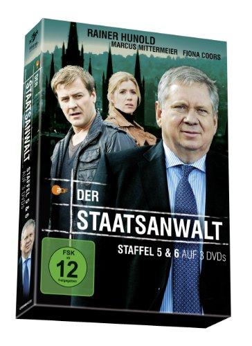 Staffel 5 & 6 (3 DVDs)