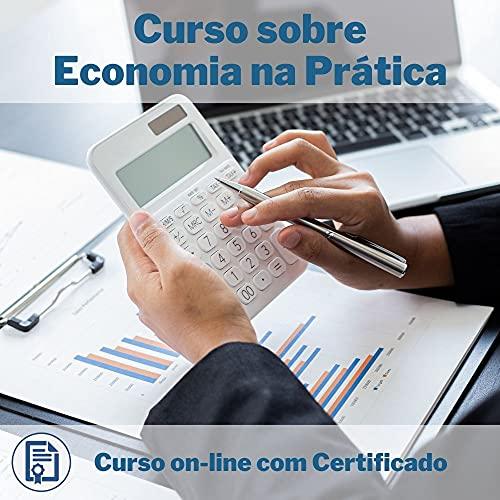 Curso Online em videoaula sobre Economia na Prática com Certificado + 2 brindes