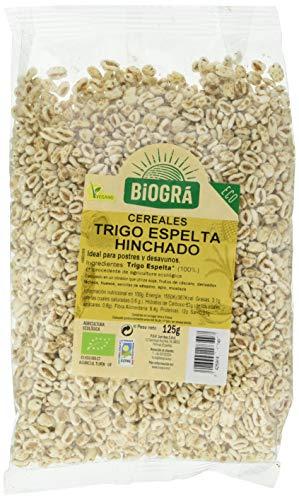 Biográ Espelta Hinchada S/Azucar Y S/Miel 125G Biogra Bio