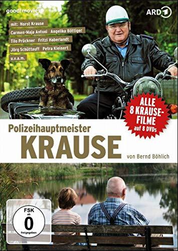 Polizeihauptmeister Krause - 8er Box [8 DVDs]