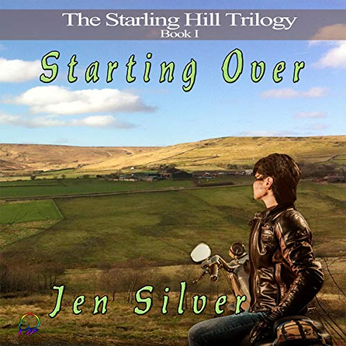 Starting Over audiobook cover art