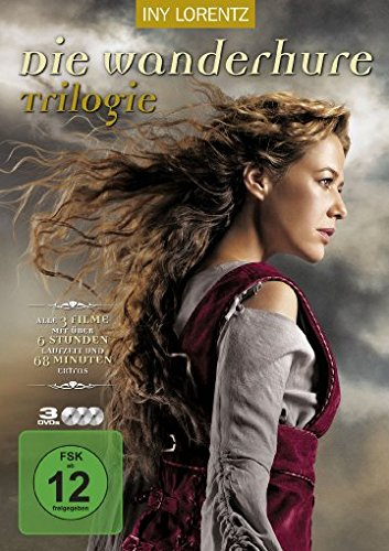 Die Wanderhure Trilogie [3 DVDs]