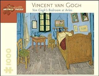 Vincent Van Gogh - Bedroom at Arles: 1,000 Piece Puzzle (Pomegranate Artpiece Puzzle)