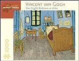 Vincent Van Gogh Van Gogh's Bedroom at Arles 1000 Pc Jigsaw (Pomegranate Artpiece Puzzle)