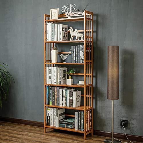Dulplay Wooden Bookshelf