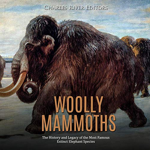 Woolly Mammoths audiobook cover art