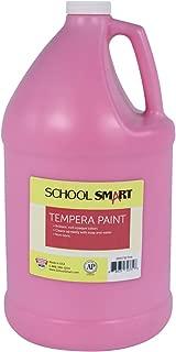 School Smart Tempera Paint, Gallon, Pink