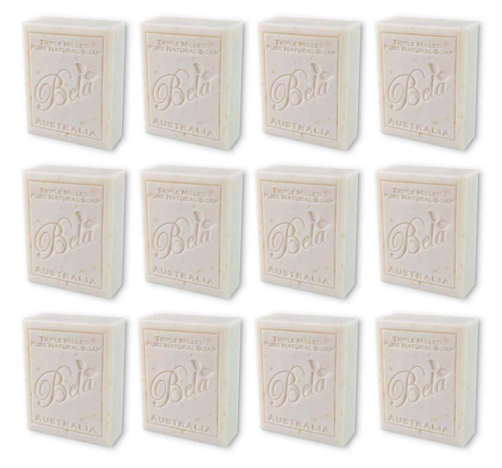 Bela Bath Industry Fort Worth Mall No. 1 Beauty Oatmeal Milk M Triple Milled Bran French