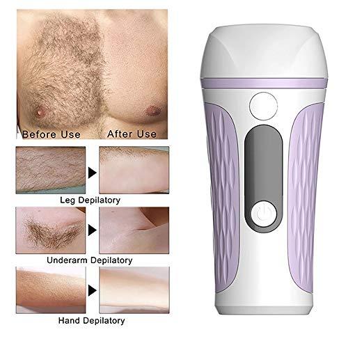 HL IPL Laser-Haarentfernung Gerät 500000 Flashes Startseite Painless Ganzkörper-Frau Rasierer Haarentfernung Gesicht Körper Painless Permanent Laser-Haarentfernung