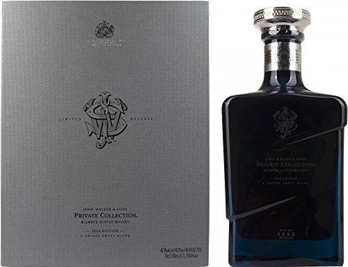 Johnnie Walker John Walker und Sons Private Collection 2014 Edition mit Geschenkverpackung  Whisky (1 x 0.7 l)