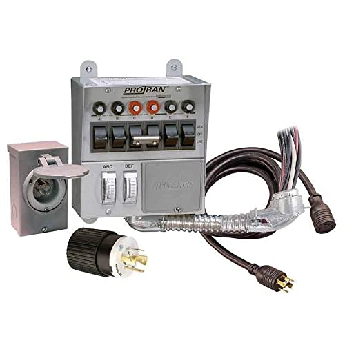 Generator Transfer Switch Kit: Amazon.com on