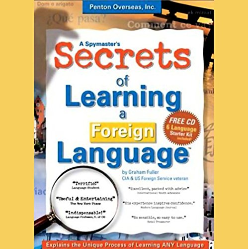 A Spymaster's Secrets of Learning a Foreign Language cover art