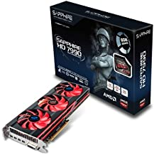 Sapphire Radeon HD 7990 6GB DDR5 DVI-I/Quad Mini DP PCI-Express Game Edition Graphics Card 21207-00-50G