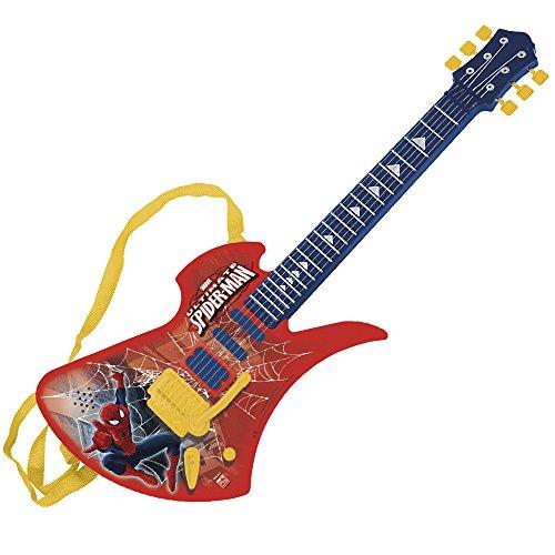 Reig Spider-Man elektronische Gitarre