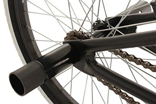 KS Cycling Fahrrad BMX Freestyle Fatt schwarz, 20 - 3