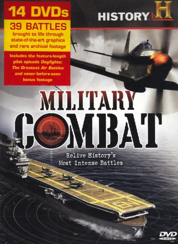 Military Combat (Battle 360 Season 1 / Dogfights Seasons 1 and 2 / Dogfights of the Future)
