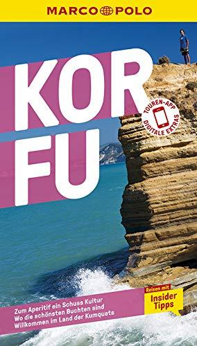 MARCO POLO Reiseführer Korfu: Reisen mit Insider-Tipps. Inkl. kostenloser Touren-App