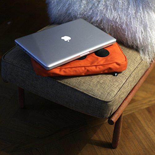 bosign Surf Pillow Hitech Laptop-Kissen schwarz