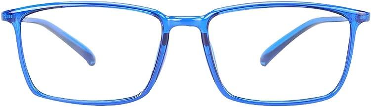 DUCO Blue Light Blocking Glasses Superlight Eyeglasses Frame Anti Blue Ray Computer Gaming Glasses 306