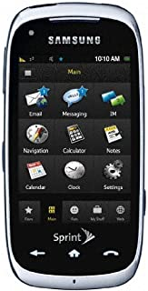 Sprint Samsung Instinct HD SPH-m850 Cell Phone - no contract