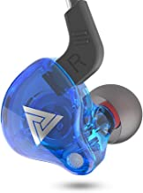 Moniel AK6 Universal 3.5mm HiFi Sport Headphones in Ear Earphone for Running with Microphone Headset Music Earbuds