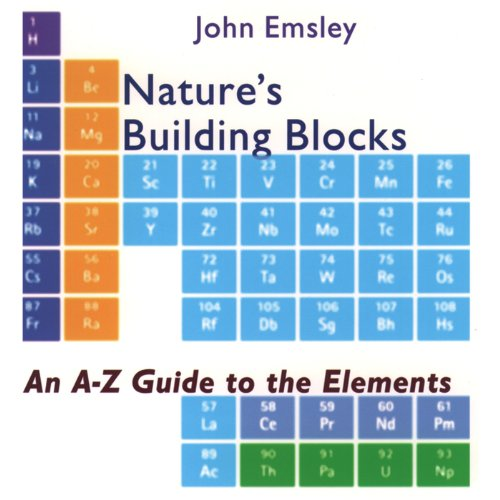Nature's Building Blocks  cover art