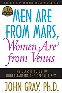 Men are from Mars, Women are from Venus by John Gray - Paperback