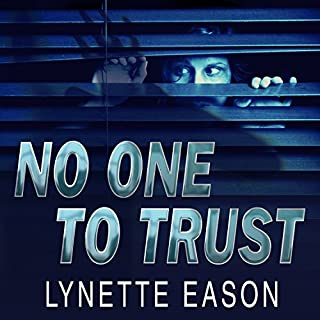 No One to Trust     Hidden Identity, Book 1              By:                                                                                                                                 Lynette Eason                               Narrated by:                                                                                                                                 Meredith Mitchell                      Length: 8 hrs and 59 mins     7 ratings     Overall 4.9