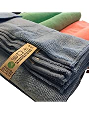 Microfiberduk Grön – Svanenmärkt högkvalitativ microduk av mikrofiber med högsta rengöringseffekt och smutsupptagning. På de flesta ytor används microfiberduken antingen torr eller fuktig och med eller utan rengöringsmedel,Mikrofiberrengöringsdukar trasor rengöringsdukar fönster dukar.