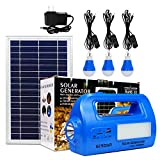 Solar Generator Kit Protable...