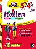 Italien 5e/4e - LV2 (A1 vers A2): cahier d'entraînement et de révision