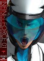 【Amazon.co.jp限定】Infini-T Force DVD 1 (A5ビジュアルシート付)
