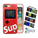 Handheld Gameboy Case for iPhone 11, Cool Gaming Case for iPhone 11, Gamers Case with Color Screen