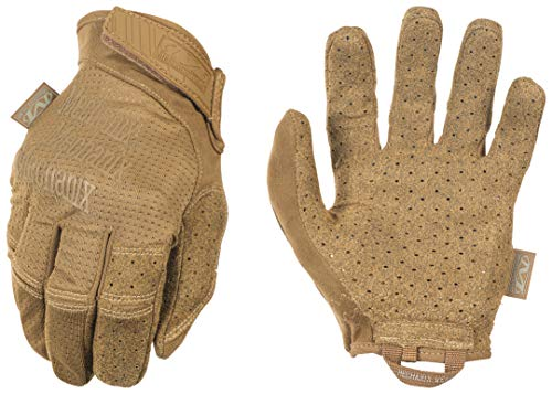 Mechanix Specialty Vent Coyote Gloves, Medium
