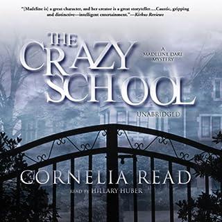 The Crazy School audiobook cover art