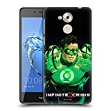 Official Infinite Crisis Green Lantern Characters Hard Back