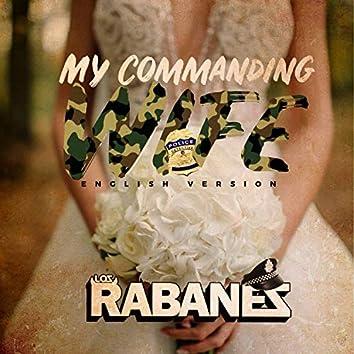 My Commanding Wife (English Version)