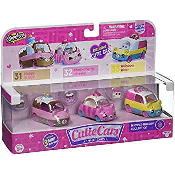 Shopkins Cutie Car Spk Season 1 Bumper Bakery | Shopkin.Toys - Image 1