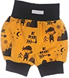 La Bortini Shorts Kurze Babyhose Pumphose Shorty Höschen Pumpshorts 50 56 62 68 74 80 86 92 (92)
