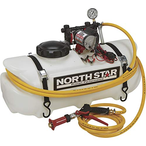 NorthStar High-Pressure ATV Spot Sprayer - 16-Gallon Capacity, 2 GPM, 12 Volt
